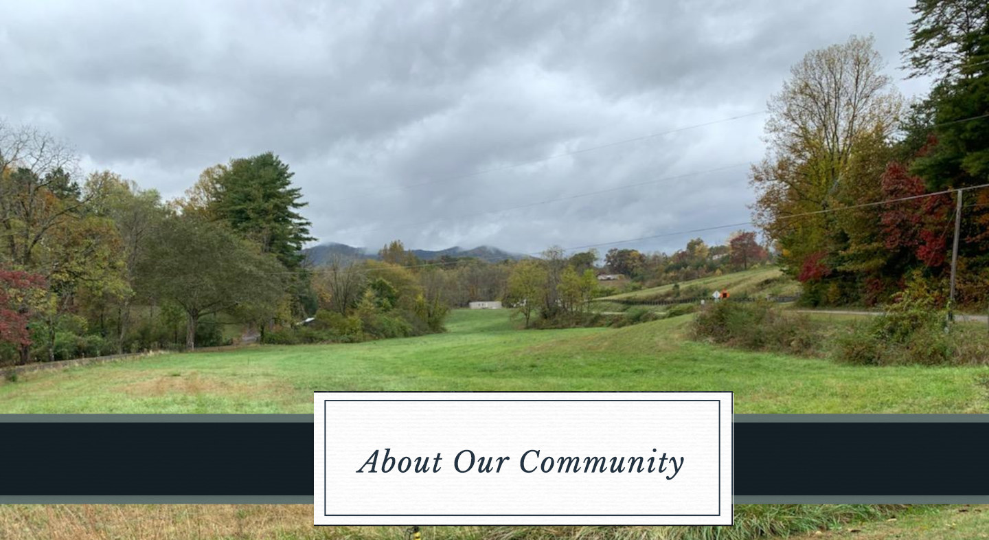 Crooked Creek Background